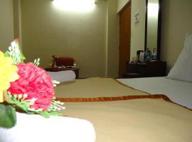 Hotel Krishna, Silvassa (рядом с городом Dolāra)