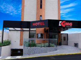 Hotel King, Sao Jose do Rio Preto (Talhado yakınında)