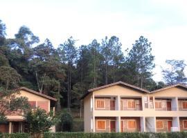 Angico Hotel Fazenda, Engenheiro Morsing (Ponte Coberta yakınında)