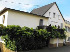 Ferienwohnungen Gästehaus Gerhild, Nehren (Senheim yakınında)