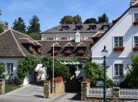 Hotel Landhaus Fuhrgassl-Huber, Viyana (Bellevue yakınında)