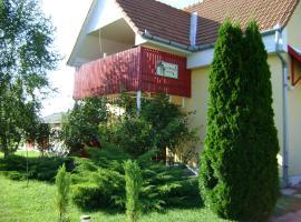 Aranyeső Vendégház, Domaszék (рядом с городом Bordány)