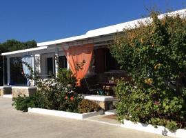 Liana Studios, Миконос (рядом с городом Dexamenes)
