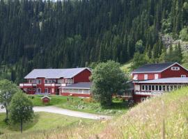 Grønolen Fjellgard, Бейтостолен