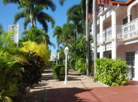 Monte Carlo Motor Inn, Townsville (Aitkenvale yakınında)