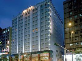 San Want Hotel Taipei