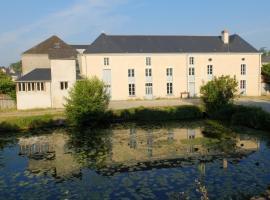 Gîte des Grands Moulins de Baugé, Baugé-en-Anjou