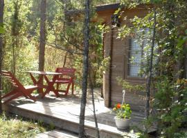Paatsalu Camping, Paatsalu