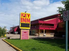 Key Inn Motel, High Prairie