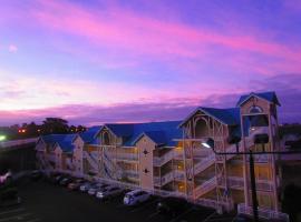 North Cliff Hotel, Fort Bragg