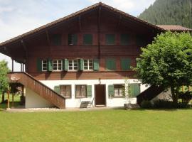 Ferienwohnung Lenk, Lenk (Oberried yakınında)