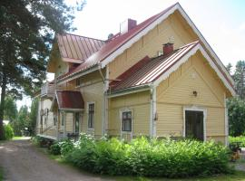 Kivijärven Linnanmäki Apartments, Kivijärvi (рядом с городом Möttönen)