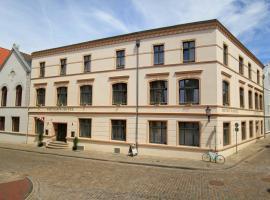 Fründts Hotel, Wismar