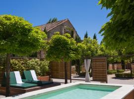 Hacienda Zorita Wine Hotel & Spa, Вальвердон (рядом с городом Vega de Tirados)