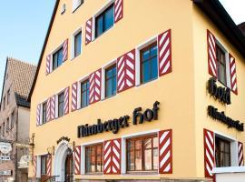 Nürnberger Hof, Altdorf bei Nuernberg