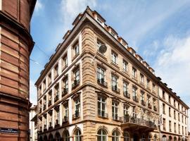 Hôtel Gutenberg, Strasbourg