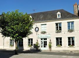 Le Savoie Villars, Le Grand-Pressigny (рядом с городом La Celle-Guénand)