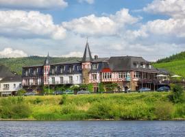 Hotel Filla Andre, Ernst (Valwig yakınında)