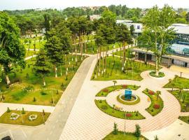 Kur Hotel, Mingachevir (Naftalan yakınında)