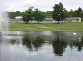 Fountain View Motel, Richfield Springs