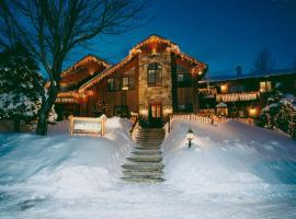 The Snowed Inn
