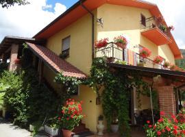 Le Stanze di Bacco, Cagnano Amiterno (Montereale yakınında)