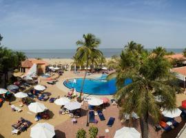Laico Atlantic Hotel, Banjul (рядом с городом Bintang)