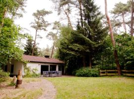 Lovely chalet in the woods