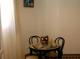 羅斯巴爾克內斯公寓, 麥地那西多尼亞
