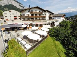 Arena Lodge, Flims