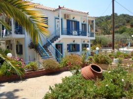 Villa Chrisanthi, Gera (рядом с городом Agiásos)