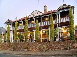 Best Western Pemberton Hotel, Pemberton (Quinninup yakınında)