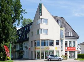 Hotel Jahnke, Neubrandenburg