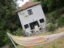 Gyöngyvér Cottage, Kisapáti (рядом с городом Gyulakeszi)