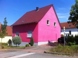 Gästehaus Waldmohr, Waldmohr (Krottelbach yakınında)
