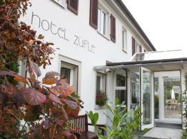 Züfle Hotel Restaurant Spa, Sulz am Neckar (Hopfau yakınında)