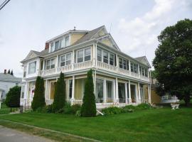 Governor's Mansion Inn, Miramichi (Blackville yakınında)