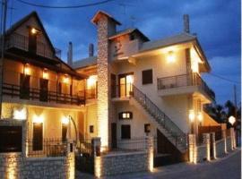 Giogarakis Suites, Элеонас (рядом с городом Áyios Andréas)