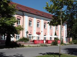 Park Hotel Nagyatád, Nagyatád (рядом с городом Döbrögpuszta)