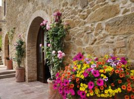 Il Lebbio country home, Montaione (La Collina yakınında)