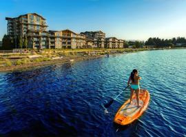 The Beach Club Resort — Bellstar Hotels & Resorts, Parksville