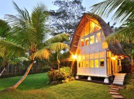 Jendela Di Bali Villa, Тегаллаланг (рядом с городом Bangli)