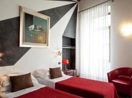 Hotel Scalzi, Verona
