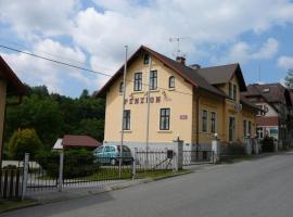 Penzion Olda - Český ráj, Hrubá Skála (Radvánovice yakınında)