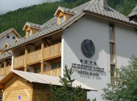 Le Grand Aigle Hotel & Spa****, La Salle Les Alpes