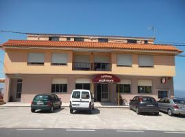 Hotel Soremma, As Mariñas (A Ermida yakınında)