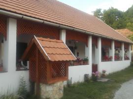 Bekecs Vendégház, Nagyvisnyó (рядом с городом Uppony)