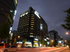 Dunsan Graytone Hotel, Daejeon