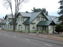Avinurme Hostel, Avinurme (Lohusuu yakınında)