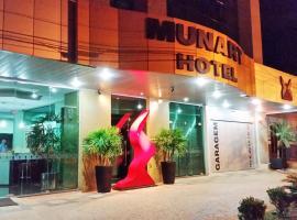 Munart Hotel, Palmas